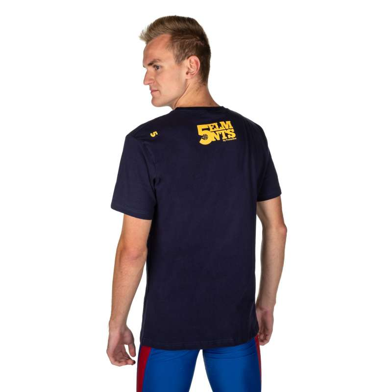 купить мужскую футболку для пятиборца