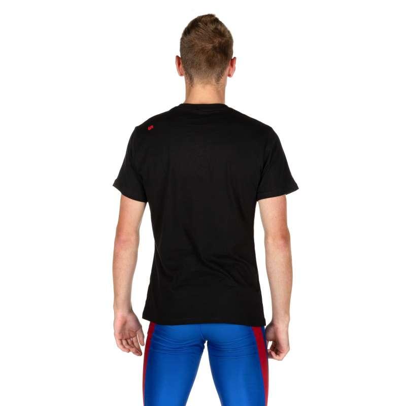 купить футболку с эмблемой пятиборья