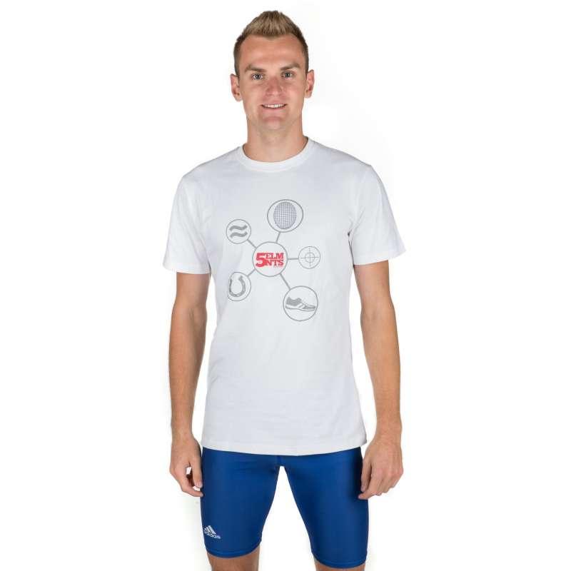 купить мужскую футболку для бега